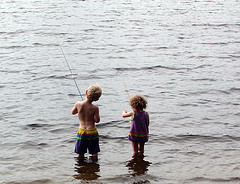 Little Fishing 188020609_6d4d761835_m